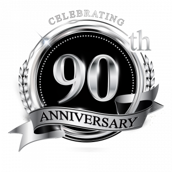 90th-anniversary-seal